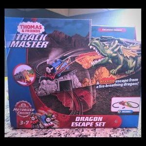 Thomas & Friends track master Dragon Scape
